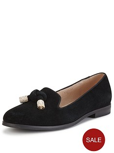 moda-in-pelle-enola-diamante-detail-loafer
