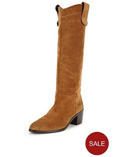 moda-in-pelle-garcina-70s-suede-knee-boot