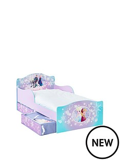 disney-frozen-snuggletime-toddler-bed-with-underbed-storage