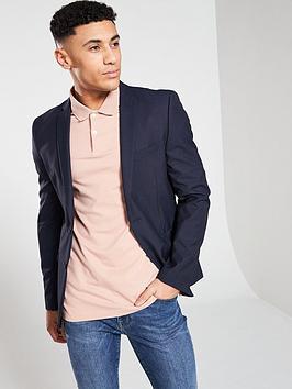 V By Very Mens Skinny Pv Jacket