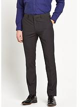 Slim Fit MensPV Trousers – Grey