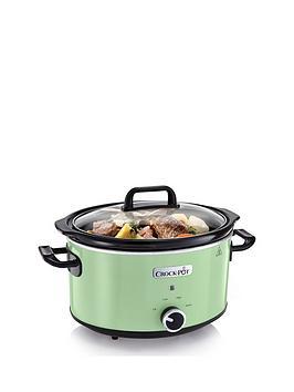 CrockPot Csc022 3.5Litre Slow Cooker  Thyme