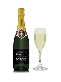 personalised-drink-amp-dance-champagne