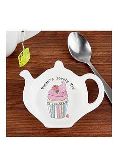 personalised-vintage-cupcake-bone-china-teabag-rest
