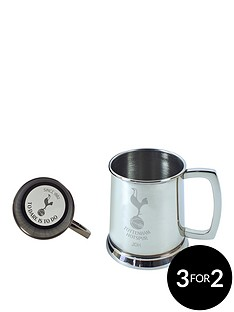 tottenham-hotspur-tottenham-hotspurs-personalised-stainless-steel-glass-base-tankard