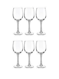 adaraampnbspred-wine-glasses-6-pack