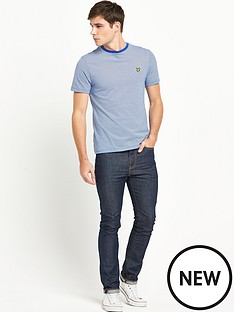 lyle-scott-fine-stripe-crew-neck-t-shirt