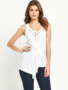 v-by-very-drape-eyelet-detail-top