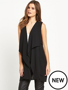 river-island-chiffon-sleeveless-jacket