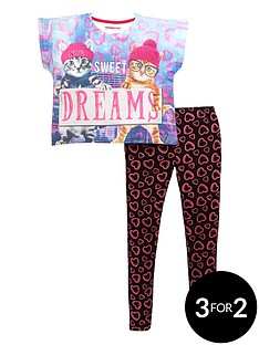 freespirit-girls-sweet-dreams-pj