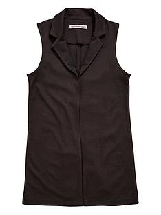 freespirit-girls-sleeveless-ponte-blazer
