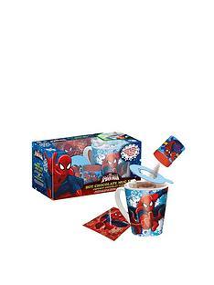 spiderman-marvelampnbsphot-chocolate-mug-gift-set
