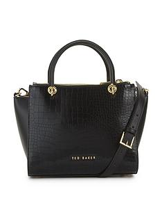 ted-baker-exotic-leather-tote-bag