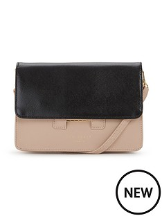 ted-baker-leather-crossbodynbspbag-with-mirror
