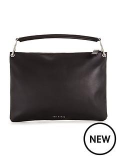 ted-baker-leather-shoulder-bag
