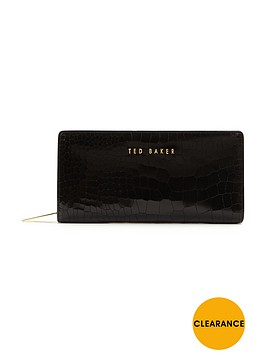 ted-baker-zip-around-leather-pursenbsp