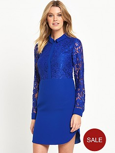 v-by-very-long-sleeve-lace-shirt-dress