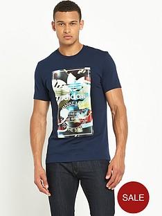 adidas-originals-shoe-chaos-logo-mens-t-shirt