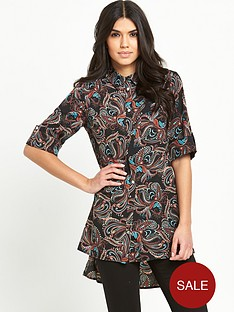 definitions-button-through-longline-blouse