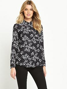 definitions-definitions-star-print-blouse
