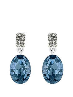lola-and-grace-rhodium-plated-oval-blue-crystal-solitaire-drop-earrings-made-with-swarovskireg-crystal