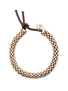 lola-and-grace-rose-gold-plated-easy-stretch-bracelet