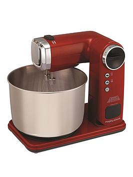 Morphy Richards 400406 Total Control Folding Stand Mixer  Red