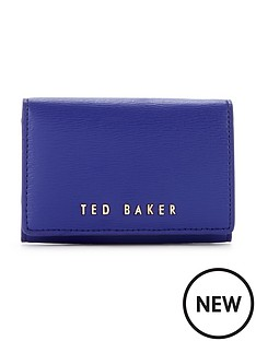 ted-baker-leather-crosshatch-small-purse