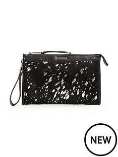love-my-soul-textured-clutch-bag