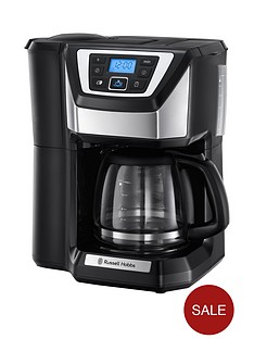 russell-hobbs-22000-chester-grind-and-brew-coffee-makernbspwith-free-21-yearnbspextended-guarantee