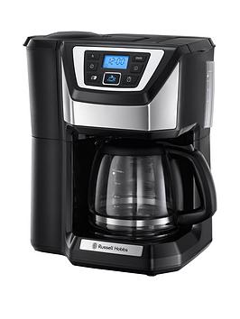 Russell Hobbs   Chester Grind And Brew Coffee Maker - 22000