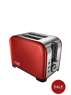 russell-hobbs-russell-hobbs-canterbury-2-slice-toaster-22391nbsp--red