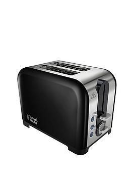 russell-hobbs-22392-canterbury-2-slice-toaster-black