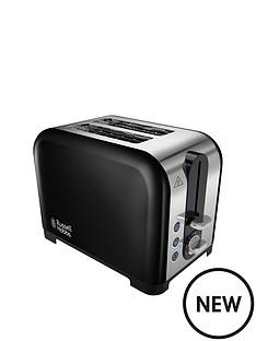 russell-hobbs-canterbury-2-slice-toaster-black