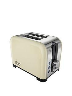 russell-hobbs-canterbury-2-slice-toaster-22393nbsp--cream