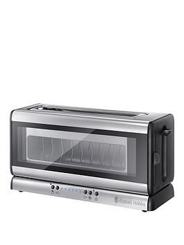 Russell Hobbs 21310 Glass Line 2Slice Toaster