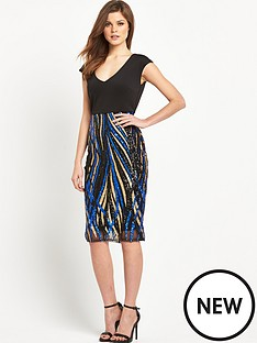 v-by-very-stripe-sequin-pencil-dress