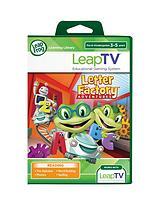 LeapTV Learning game: Letter Fa