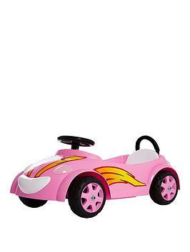 Happy Car Pink