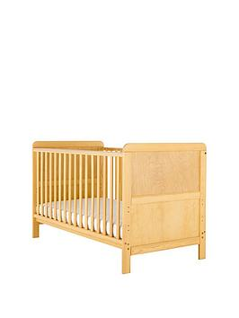 Little Acorns Classic Cot Bed  Antique