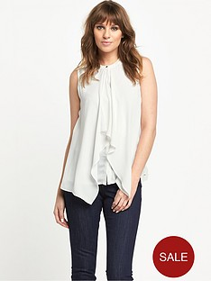v-by-very-waterfall-front-sleeveless-top