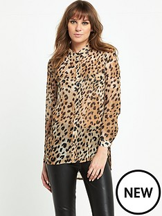 v-by-very-long-sleeved-animal-print-blouse