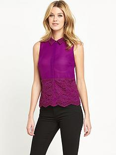 v-by-very-sleeveless-lace-blouse