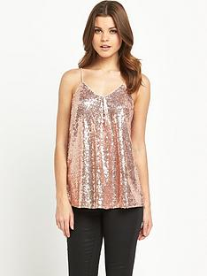 v-by-very-sequin-cami