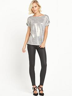 warehouse-metallic-t-shirt