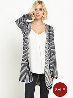 warehouse-warehouse-stitchy-frayed-cardi-coat
