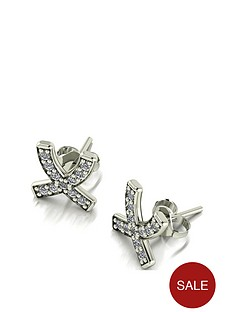 moissanite-premium-collection-9ct-white-gold-20-point-kiss-earrings