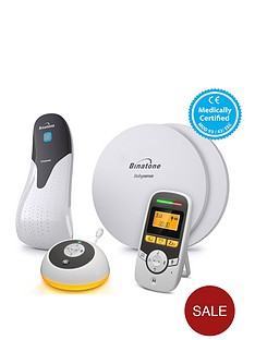 motorola-baby-monitor-mbp161ampnbspbundle