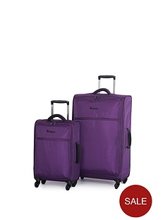 it-luggage-the-liteampnbspone-cabin-and-large-set