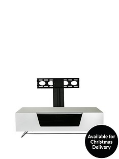 alphason-chromium-1200mm-tv-stand-with-bracket-white-fits-up-to-a-50-inch-tvbr-br